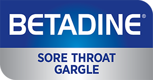 Betadine Sore Throat Spray Badge